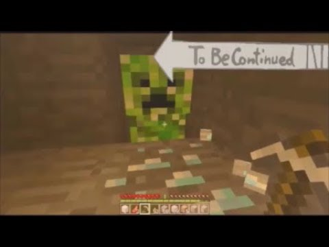 To Be Continued In Minecraft 4 Youtube