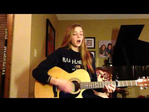 Evelyn Adams Cover of The Best Day by Taylor Swift