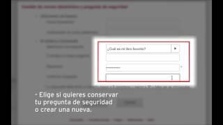 Video BAC Tutoriales  Cambio correo Electrónico en Sucursal Electrónica download MP3, 3GP, MP4, WEBM, AVI, FLV Agustus 2018