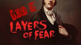 Layers of fear: 100% collectibles ( Фото, записки, коллекция листовок с крысами)
