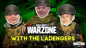 THE LADENGERS PLAY WARZONE!