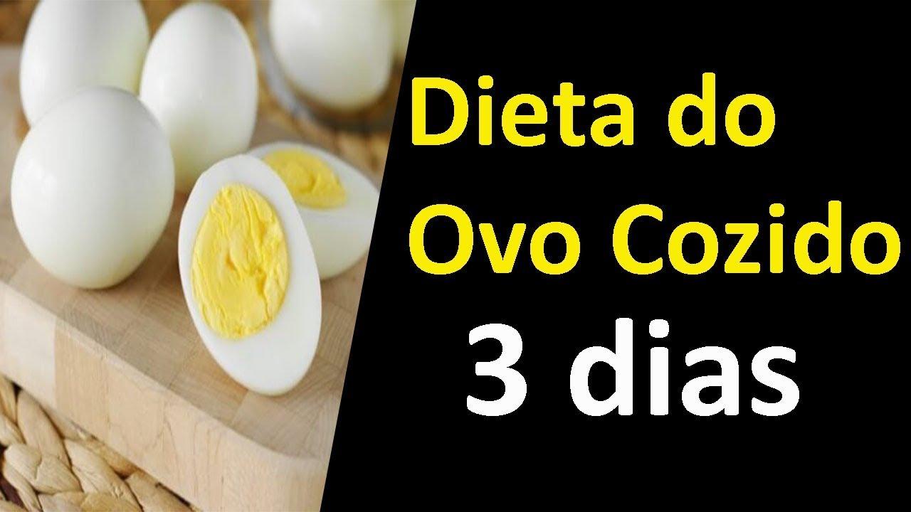 dieta do ovo funciona depoimentos