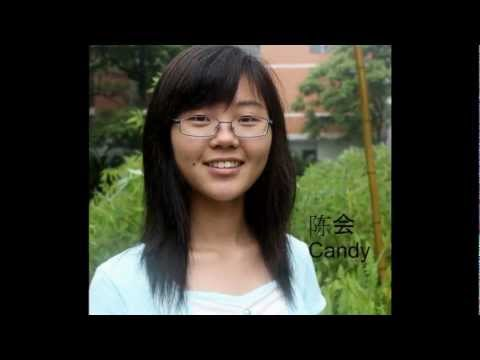 China: Campus and Students (GDUFS)