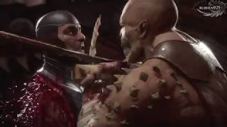 MORTAL KOMBAT 11 Baraka Fatal Blow & Fatalities Showcase (MK11 Baraka)