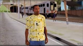 Grand Theft Auto: San Andreas (PC) Mission 1: Big Smoke