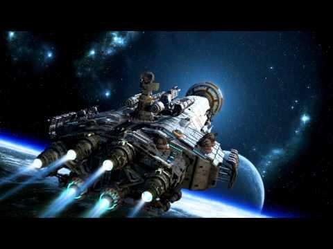 Красивые картинки под музыку (Космические корабли)