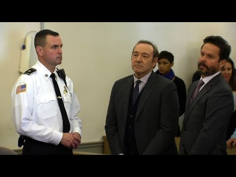 Kevin Spacey acusado de agressão sexual