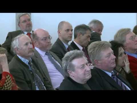 Hans Werner Sinn - Der weite Weg zur erneuerbaren Energie 05.03.2012