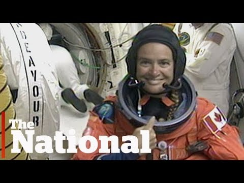 Julie Payette's journey from astronaut to governor general