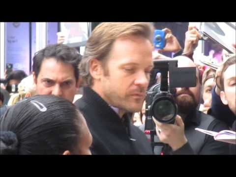 Peter Sarsgaard on the TIFF Red Carpet for 'Pawn Sacrifice' - Toronto 2014