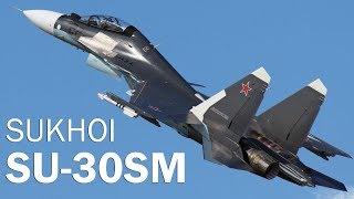 Su-30SM - Russian flying spear