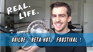 Vlog #1 - Guilde GW2 / Bêta GW2 HOT / Foostival / Actus chaîne