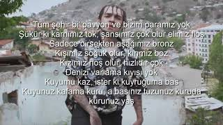 Ezhel Şehrimin Tadı(Lyrics) Video