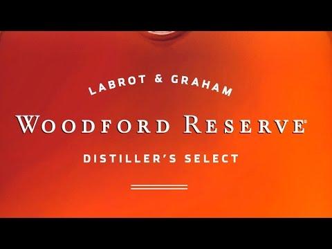 Whisky Brasil 110: WoodFord Reserve Distiller's Select Review - Bourbon Whiskey [4K]