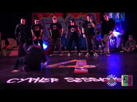 FSTV l Cypher Sessions 4 l Northern Soul & MC Trix Showcase
