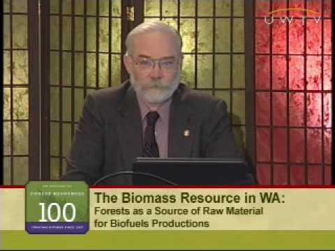 Bioenergy and Biofuels: The Biomass Resource in Washington