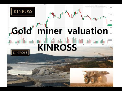 Gold Miner: Kinross, 11 Nov 2019