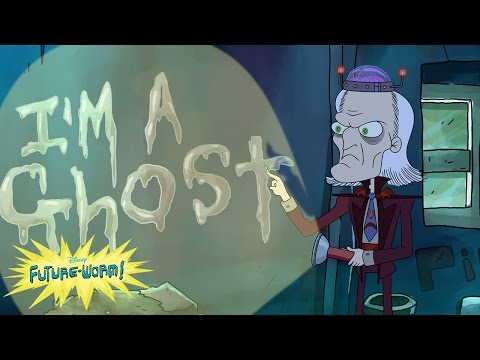 Dr. D, Ghost Hunter | Future-Worm! | Disney XD