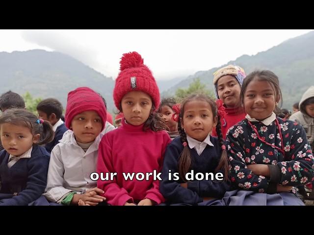 myTEFL Kliyu School Rebuilding Project - Ribbon Cutting Ceremony