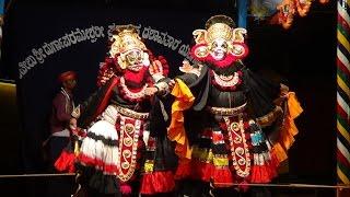 Yakshagana -- Gajendra moksha - 8