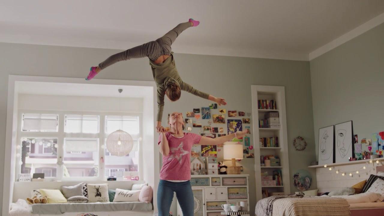 Vom Kinderzimmer Zum Akrobatik T Raum Xxxlutz