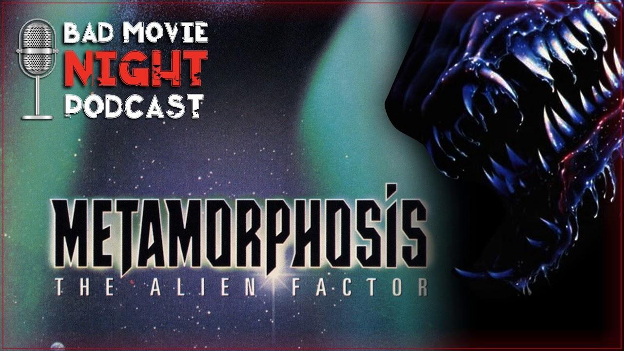 Download Metamorphosis: The Alien Factor (1990)