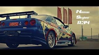 Тест-драйв Nissan Skyline r34 [Ниссан скайлайн](, 2014-11-13T17:50:13.000Z)