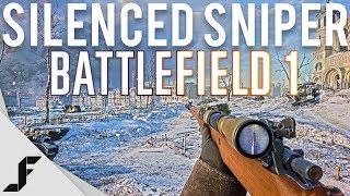 Using a Silencer in Battlefield 1 thumbnail