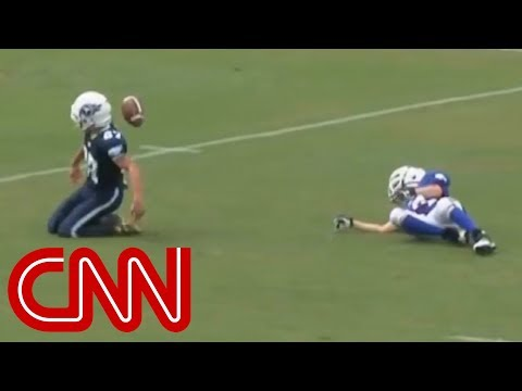 Catch lands 13-year-old on SportsCenter