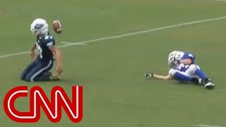 Catch lands 13-year-old on SportsCenter