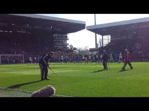 Fulham vs Chelsea 1-3 01 march 2014