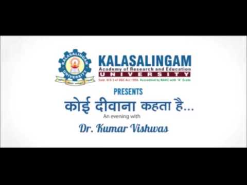 Kumar vishwas -fir Meri yaad aa rhi hogi