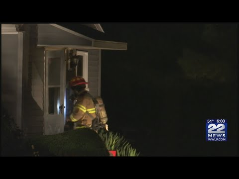 Crews put out fire at condo on Meadowlark Lane in Chicopee