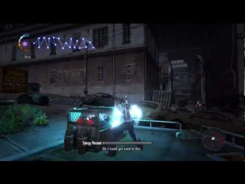 inFamous 2 Walkthrough  - Mission 14: Powering Up Ascension Parish Gameplay [HD]