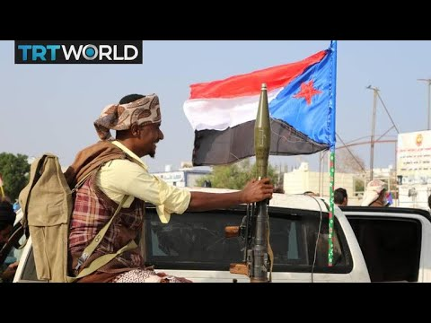 The War in Yemen: Separatists turn on government in Aden