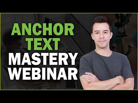 Anchor Text SEO Guide - Mastering Offsite Optimization in 2020