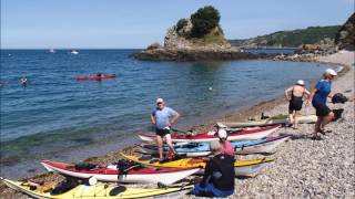 Sea Kayaking Channel Islands - Les Ecrehous to Jersey