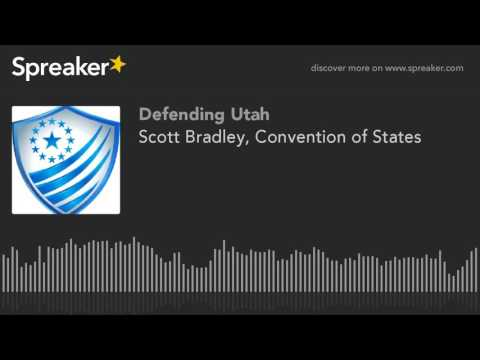 Scott Bradley, Convention of States