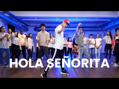 GIMS, Maluma – Hola Señorita | Dance Choreography