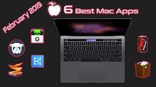 6 Best Mac Apps: February 2019