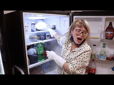 Who Will Clean The Break Room Fridge? - February 1