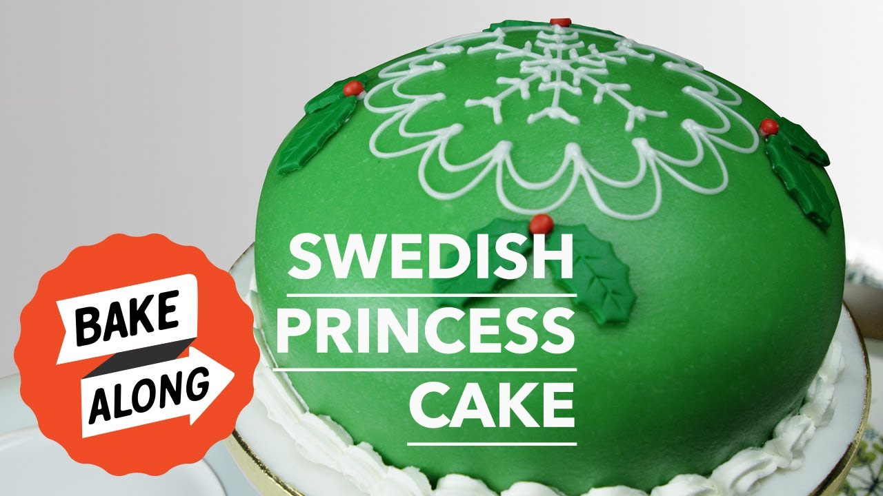Princess Cake Video Recipe 3 Tips For Decoration Ideas W Marzipan