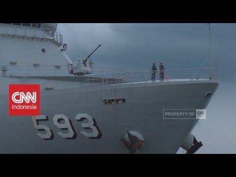 Wujud Kapal Perang Pengawal Samudra Indonesia; TNI Angkatan Laut Mp3