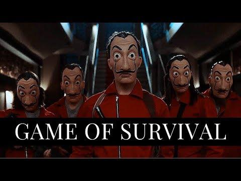La Casa de Papel | Game of survival