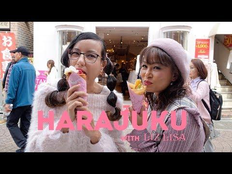 Tour of the Liz Lisa store in Harajuku