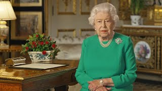 video:  Evoking the memory of wartime evacuees, the Queen's address was rich in echoes of national hardship