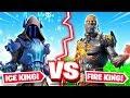 ICE KING VS FIRE KING PRISONER ESCAPE! SEASON 7 ENDING!