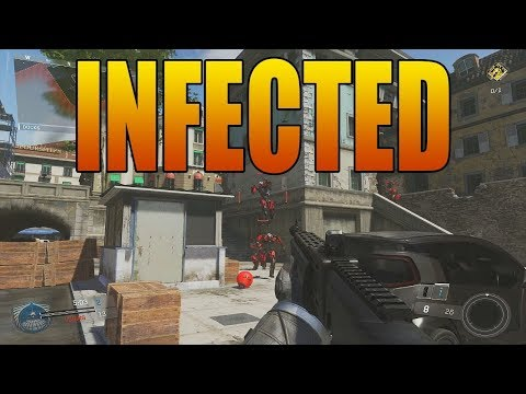 INFECTED | Infinite Warfare Multiplayer Gameplay