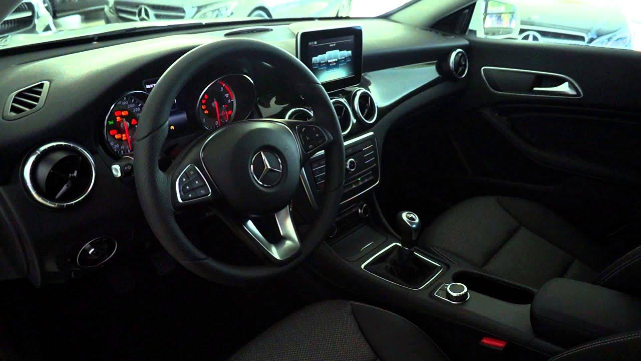 Mercedes Benz Clase CLA 200 CDI Style Manual YouTube