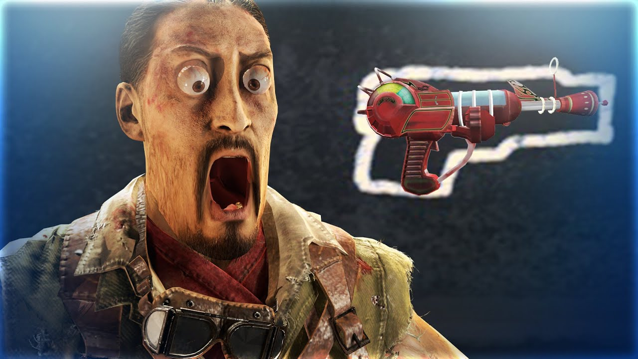 Top 5 BEST Wall Weapons in Black Ops 3 Zombies! (Top 5 ...